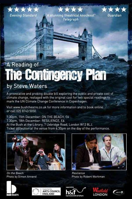 The Contingency Plan readings