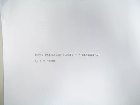 Young Pretender 005