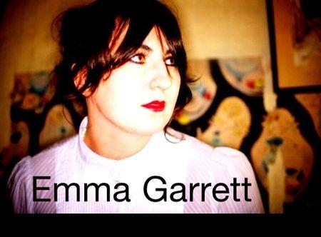 Emma Garrett Promo Pic